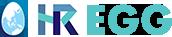 HR EGG Logo Mark