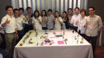 Team Building Workshop for CMC Asia Pacific