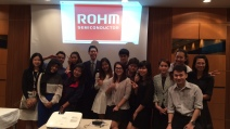 Service Mind Workshop for Rohm Semiconductor (Thailand)