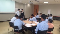 Thai-Japanese Cross Cultural Leadership Training for Aisin AI (Thailand)