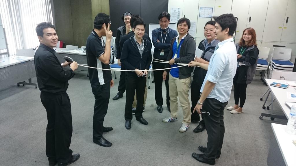 Activities during Management Workshop for TTET