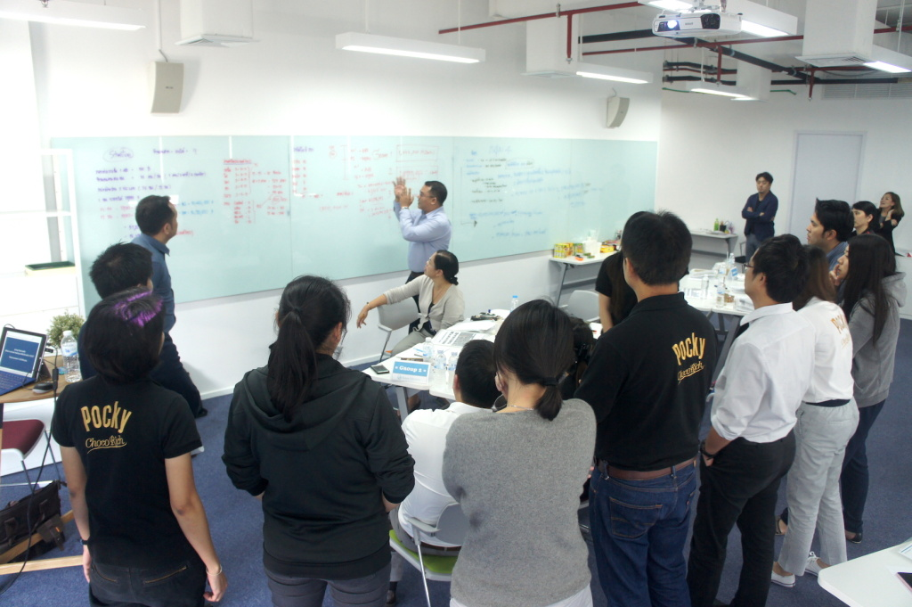 New Leader's Training from Asian Identity